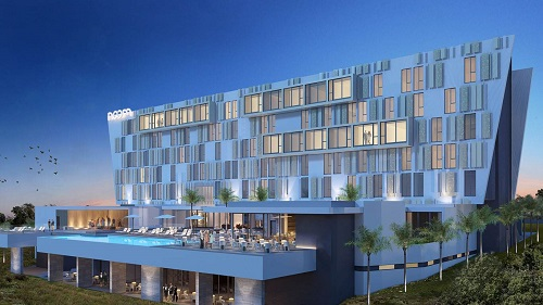 Dream Hotel Group,Dream Hotel,Palm Springs ,Dream Hotel Group begins development in Srpings