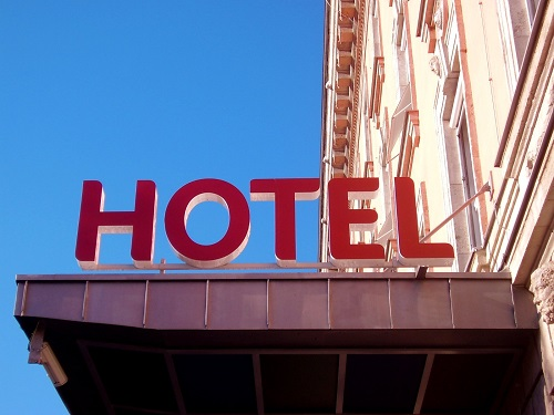 US hotel results for week ending