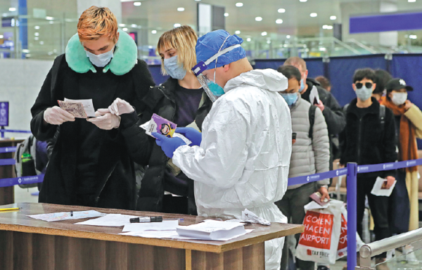 Shanghai makes research to extend prevention measures to travelers from more countries